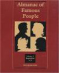 J Mossman - Almanac of Famous People 2 vols