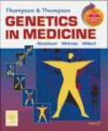 Robert Nussbaum,Huntington Willard,Roderick McInnes - Thompson & Thompson Genetics in Medicine 7e