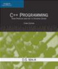 D. S. Malik,D.S. Malik - C++ Programming