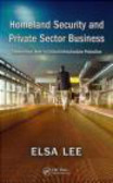 Elsa Lee - Homeland Security and Private Sector Business