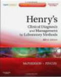 Richard McPherson,Matthew Pincus - Henry`s Clinical Diagnosis and Management by Laboratory Meth