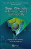 S Sharma - Green Chemistry for Environmental Sustainability