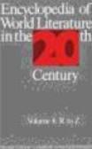 S Serafin - Encyclopedia of World Literature in 20th Century v 3:L-R