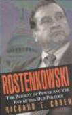 Richard Cohen,R Cohen - Rostenkowski