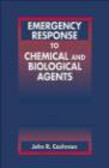 J Cashman - Emergency Response to Chemical & Biological Agents