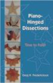 Greg N. Frederickson,G Frederickson - Piano-hinged Dissections