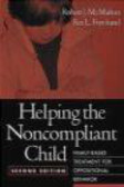 Rex Forehand,Robert McMahon,R McMahon - Helping the Noncompliant Child