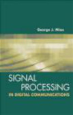 G Miao - Signal Processing for Digital Communications
