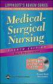 Ray A. Hargrove-Huttel,C Springhouse - Lippincott`s Review Series Medical Surgical Nursing