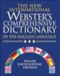 New Intl Webster`s Comprehensive Dictionary