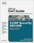 Sean Wilkins - CCNP Security Secure 642-637 Official Cert Guide