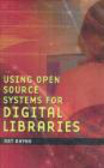 Art Rhyno - Using Open Source Systems For Digital Libraries