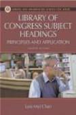 Lois Mai Chan,L Mai Chan - Library of Congress Subject Headings Principles
