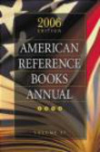 Shannon Graff Hysell,S Hysell - American Reference Books Annual v37