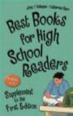 John Gillespie,Catherine Barr,J Gillespie - Best Books for High School Readers