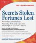Syngress,Richard Power,Christopher Burgess - Secrets Stolen Fortunes Lost