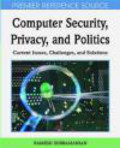R Subramanian - Computer Security Privacy and Politics