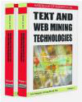 M Song - Handbook of Research on Text & Web Mining Technologies 2 vol