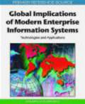 A Gunasekaran - Global Implications of Modern Enterprise Information Systems