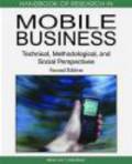 B Unhelkar - Handbook of Research in Mobile Business