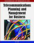 I Lee - Handbook of Research on Telecommunications Planning 2 vols