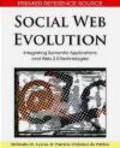 M Lytras - Social Web Evolution
