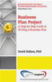 David Sellars,Shane Scott - Business Plan Project