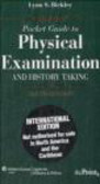 Lynn S. Bickley,L Bickley - Bates` Pocket Guide to Physical Examination and History 6e