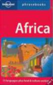 Yinola Awoyale,Y Awoyale - Africa Phrasebook 2e