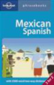 Cecelia Carmona,R Carmona - Mexican Spanish Phrasebook 2e