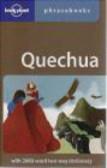 Lonely Planet,Serafin Coronel-Molina - Quechua Phrasebook 3e