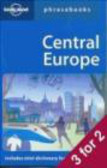 Lonely Planet - Central Europe Phrasebook 3e