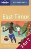 Lonely Planet,John Hajek,Alexandre Vital Tilman - East Timor Phrasebook 2e