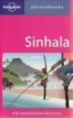 Lonely Planet,Swarna Pragnaratne - Sinhala Phrasebook 3e