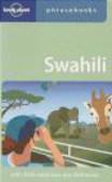 Lonely Planet,Martin Benjamin - Swahili Phrasebook 4e