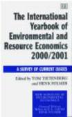 Henk Folmer,Tom Titenberg - International Yearbook of Environmental & Resource Economics