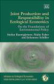 Baumgartner - Joint Production & Ecological Economics