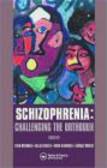 C McDonald - Schizophrenia