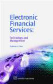 Hakman A. Wan,H Wan - Electronic Financial Services Technology & Management