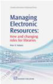 Peter Webster,P Webster - Managing Electronic Resources