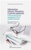 Tove Pemmer Saetre,Maria-Carme Torras,M Calvo - Information Literacy Education