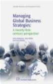 Don White,John McManus,Neil Botten - Managing Global Business Strategies