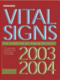 The Worldwatch Institute - Vital Signs 2003-2004