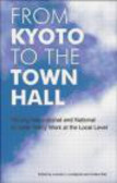 L Lundqvist - From Kyoto to the Town Hall