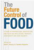 G Tansey - Future Control of Food