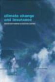 Eugene Gurenko,E Gurenko - Climate Change and Insurance