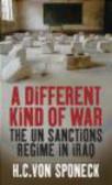 Hans Van Sponeck,H Van Sponeck - Different Kind of War