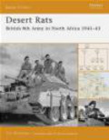 Tim Moreman - Desert Rats British 8th Army in North Africa 1941-43 (BO #28)