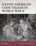 Ed Gilbert,E Gilbert - Native American Code Talker in World War II (W.#127)