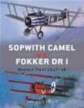 Jon Guttman,J Guttman - Sopwith Camel vs Fokker Dr I Western Front 1917-18 (D.#7)